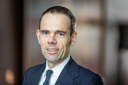 Professor Luuk van Middelaar