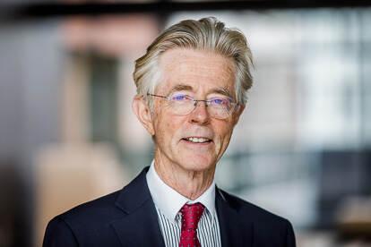 Professor J.J.C. (Joris) Voorhoeve - Vice-Chair, AIV