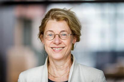 Professor Tineke Cleiren